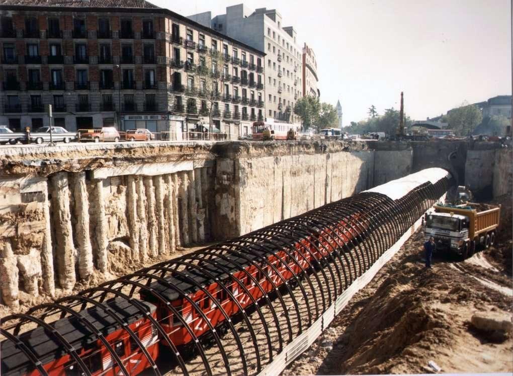 Metro geotren - Material de construccion en valencia ...