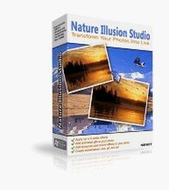 Nufsoft Nature Illusion Studio Professional Edition v3.60.3.89